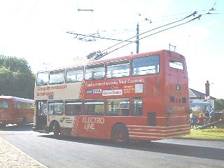 The Dennis Dominator trolleybus of 1984